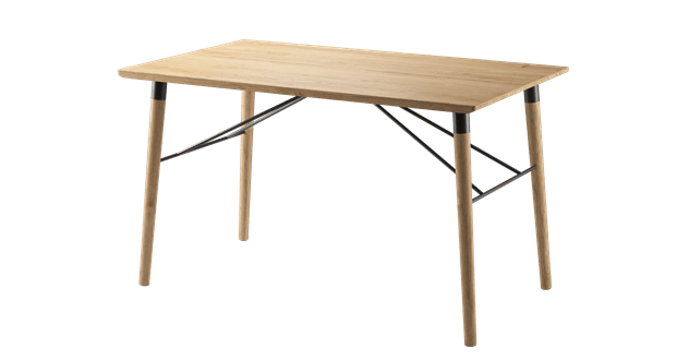 Scala Folding Table (Oiled)