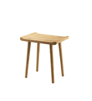 Scala Stool (Oiled)