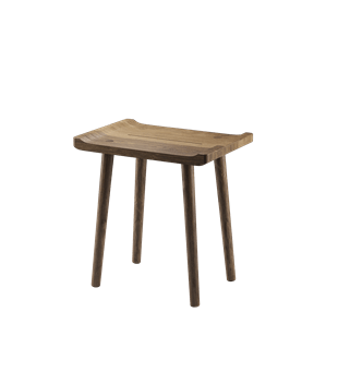 Scala Stool (Smoked)