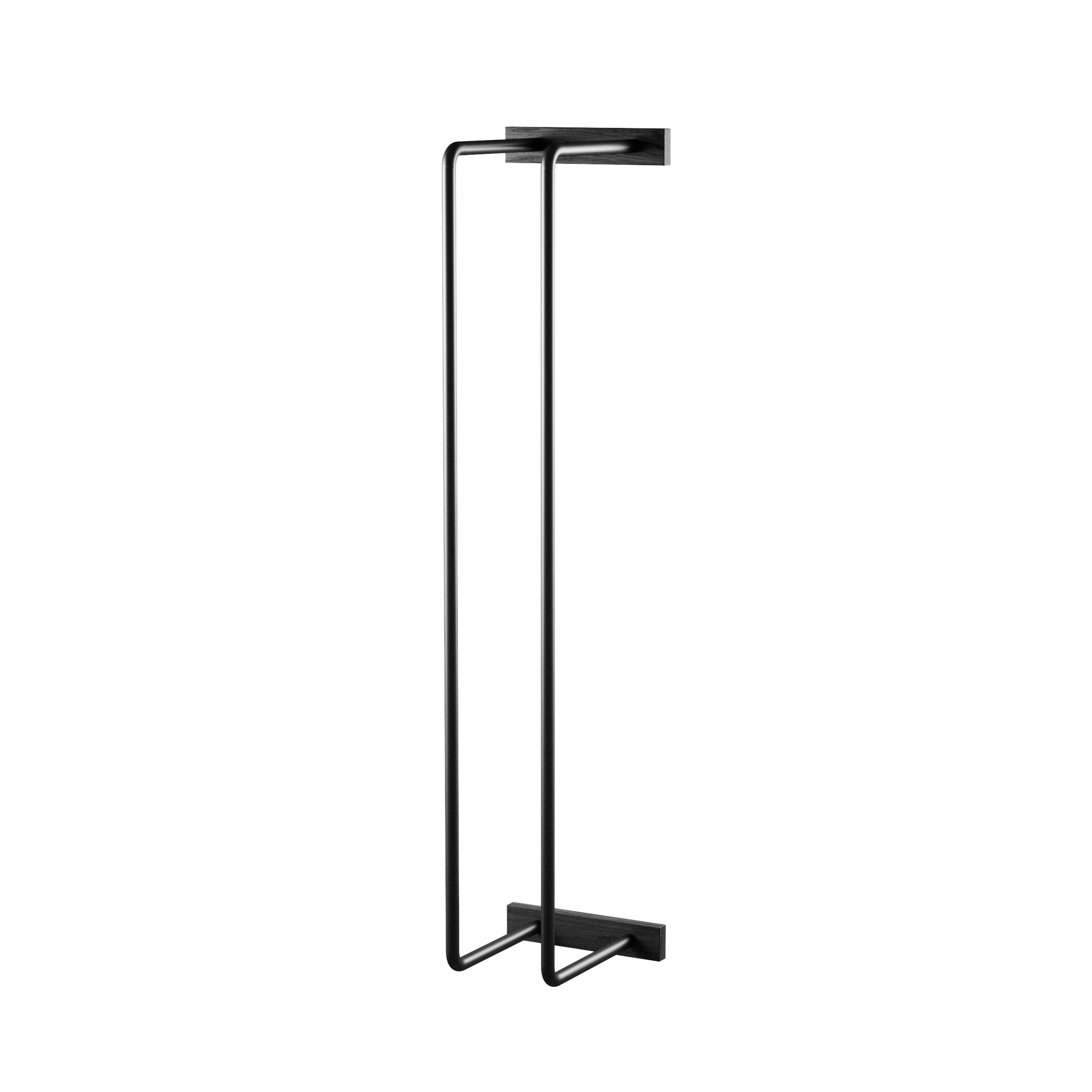 Bathroom Rack Black