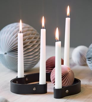 Belt 4 Candles (Black)