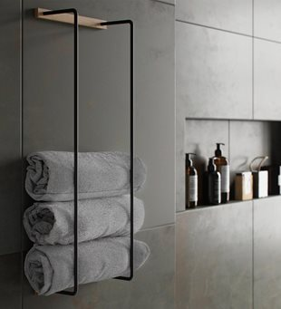 Towel Rack (Nature)