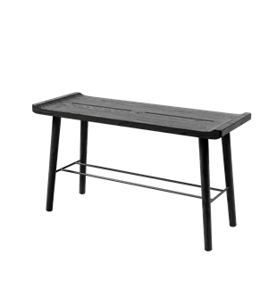 Scala Bench Small - Black